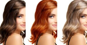 Best way to select hair color according to your skin tone